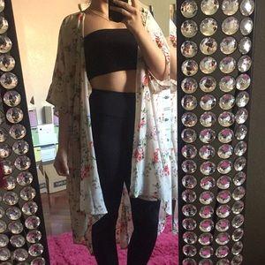 Se through Kimono